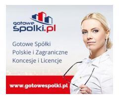Licencja na spedycje i transport 603.557777, KONCESJE PALIWOWE OPC, SPÓŁKI ZAGRANICZNE